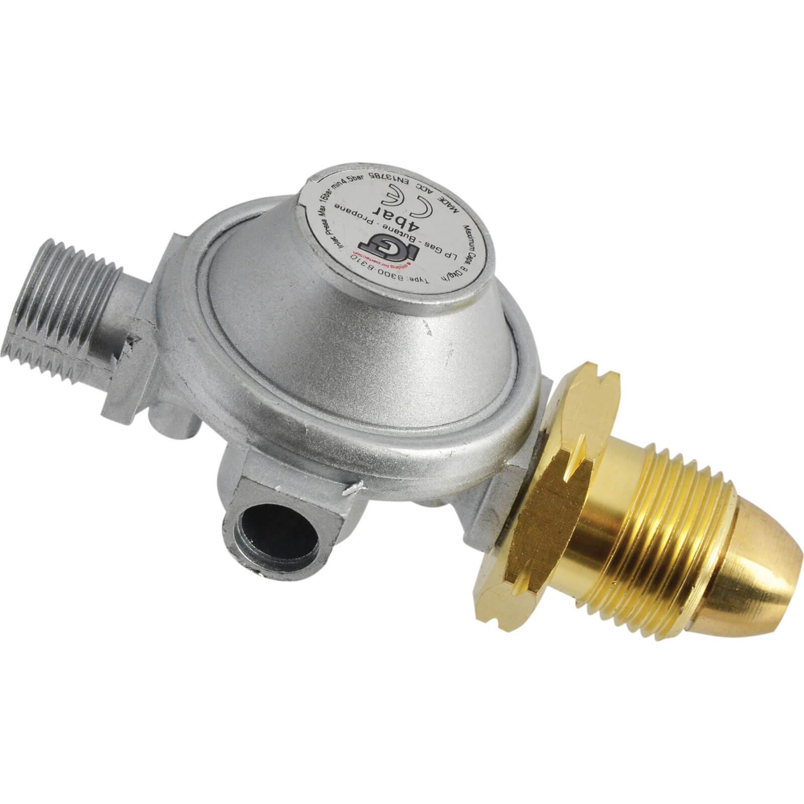 Sievert High Pressure Propane Gas Bottle Regulator