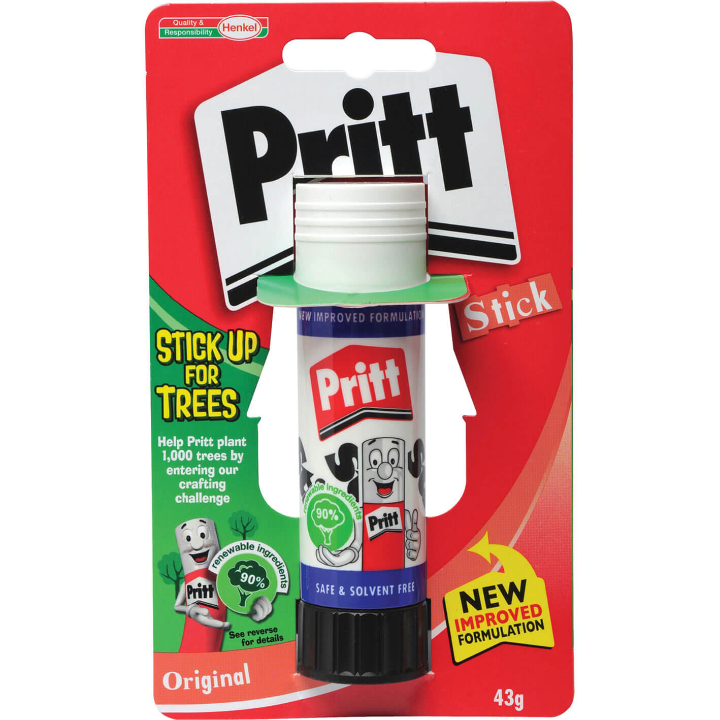 Image of Pritt Stick Glue L