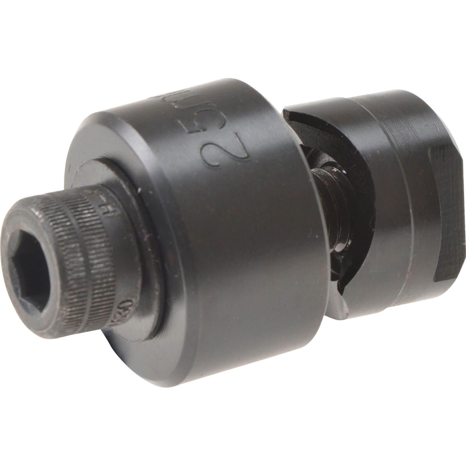 Image of Q Max Sheet Metal Hole Punch Metric 24mm