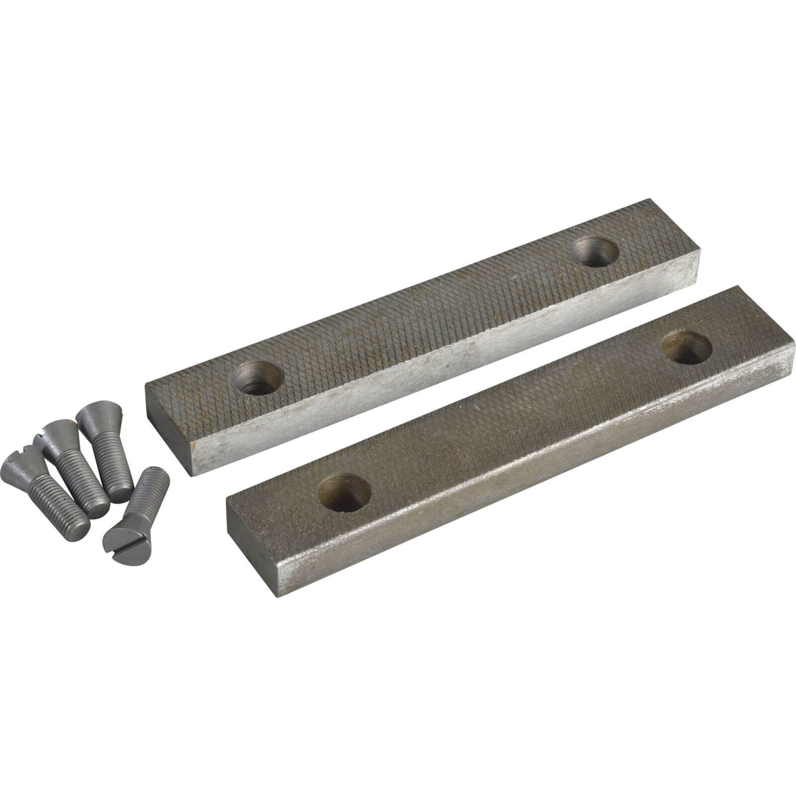 Image of Irwin Record Jaws Plates & Screws for No.36 Vice
