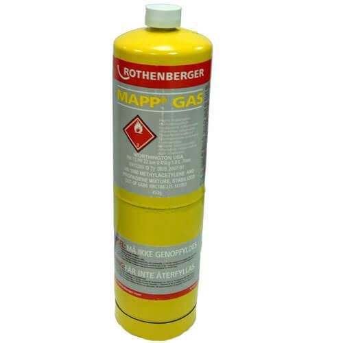 Rothenberger Mapp Pro Gas Cylinder