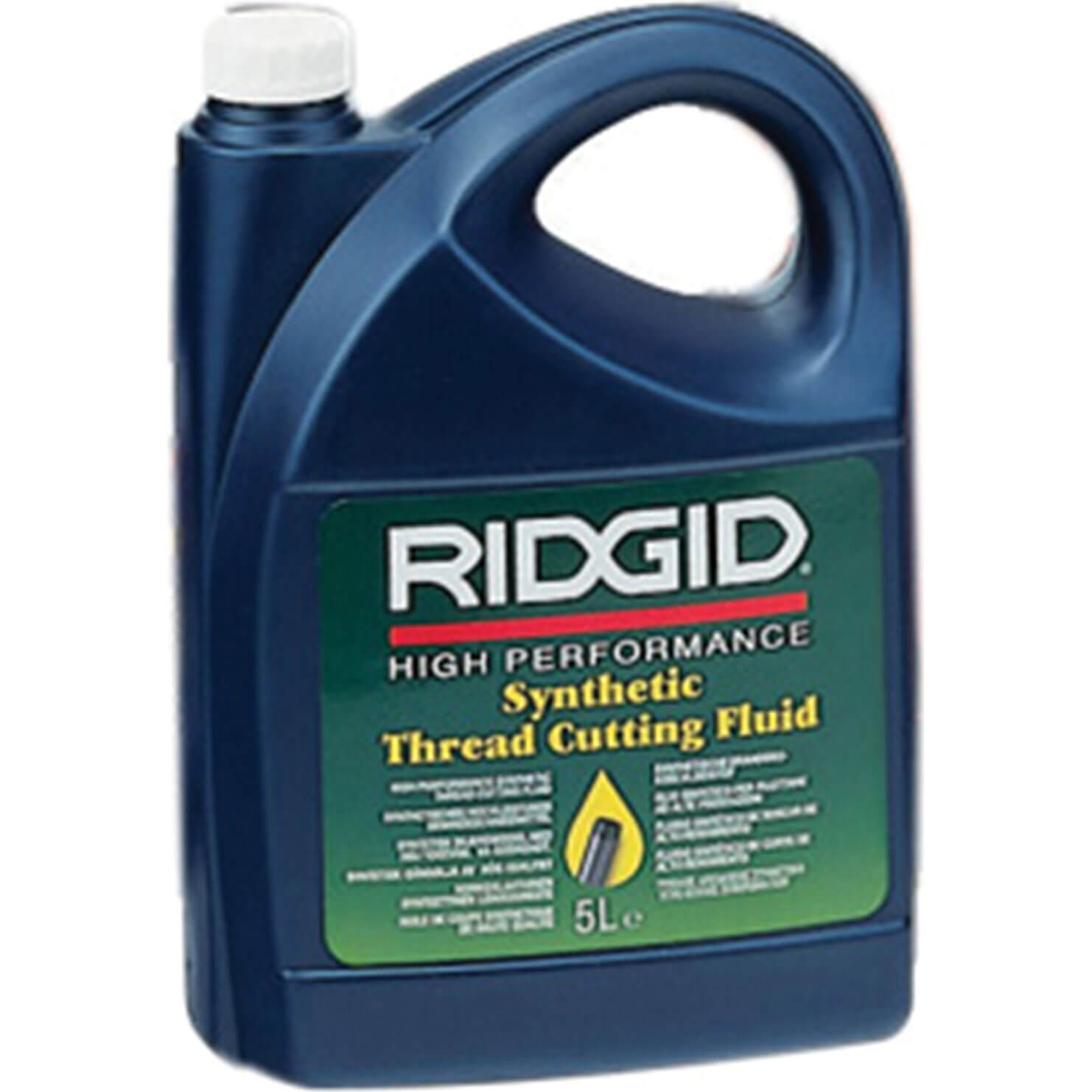 Image of Ridgid Synthetic Thread Cutting Oil 5l