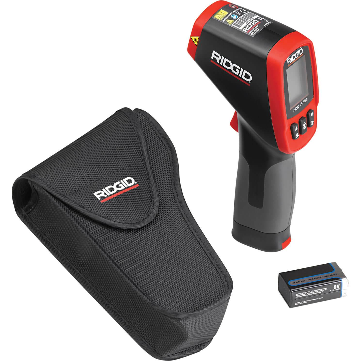 Ridgid Micro IR-200 Infrared Thermometer