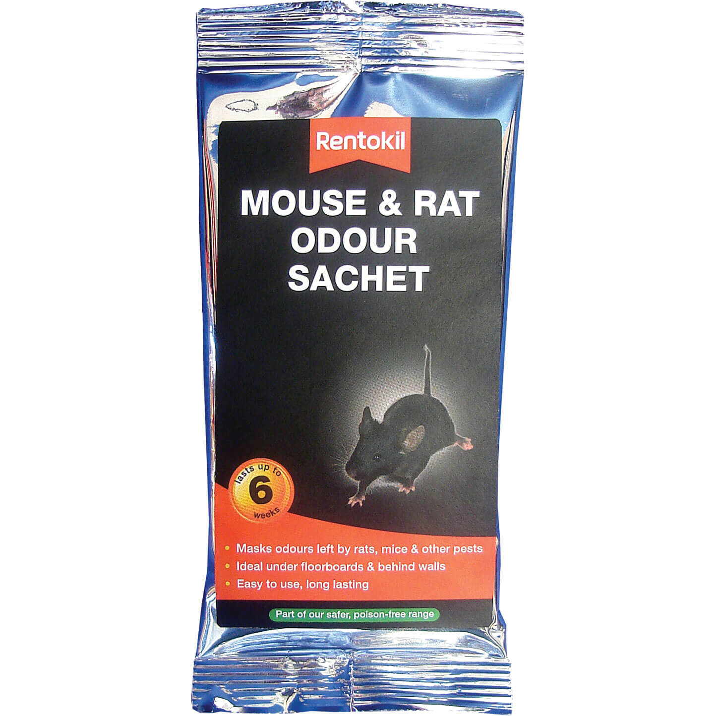 Image of Rentokil Mouse and Rat Odour Masking Sachet