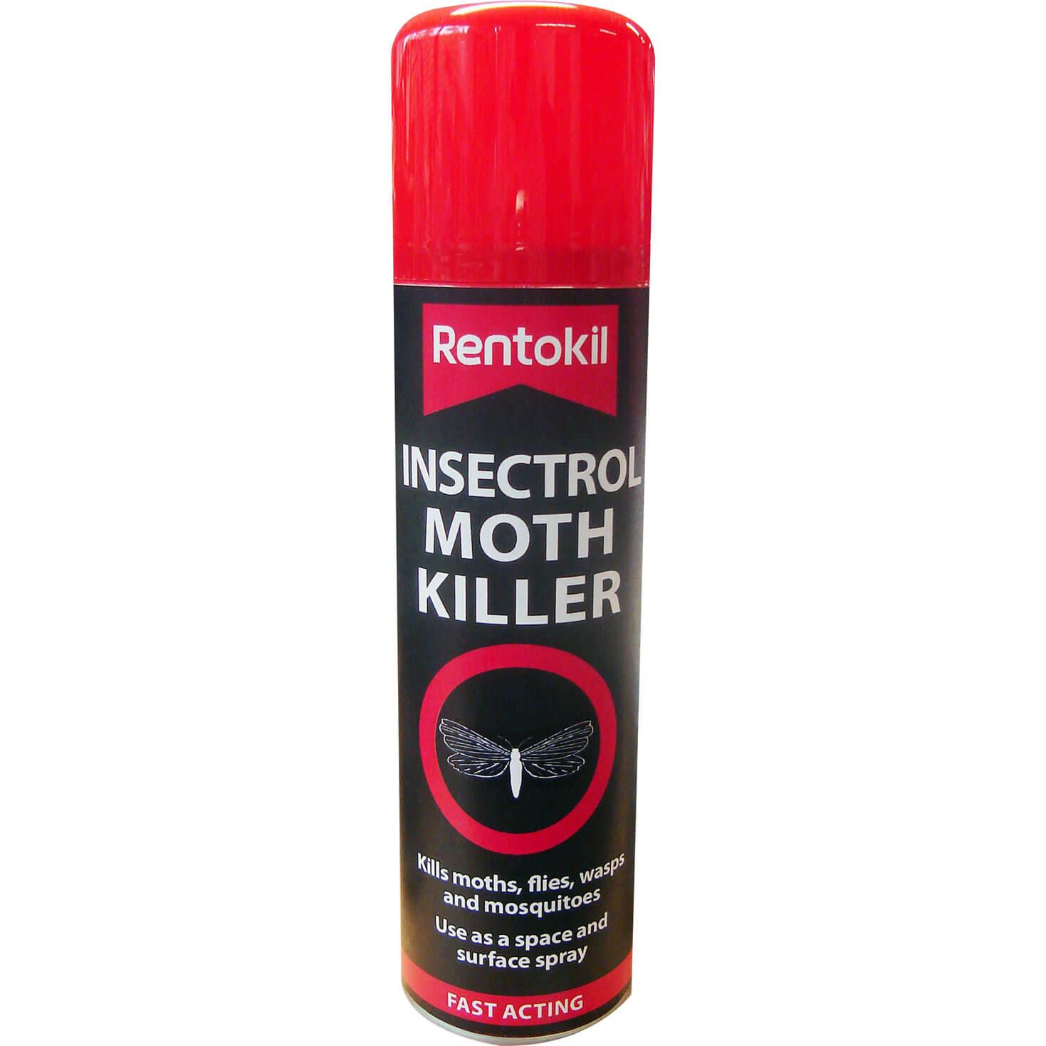 Image of Rentokil Insectrol Moth Spray 250ml