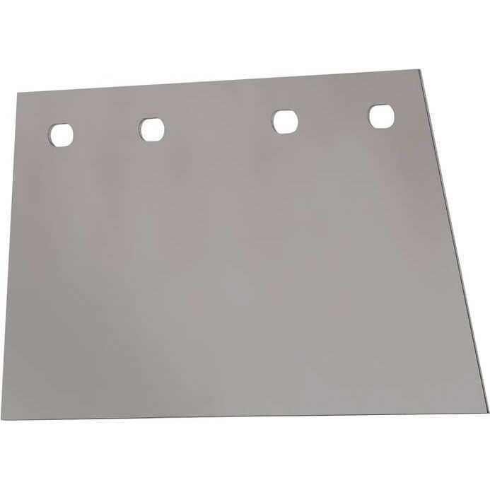 Roughneck Stainless Steel Floor Scraper Blade 200mm