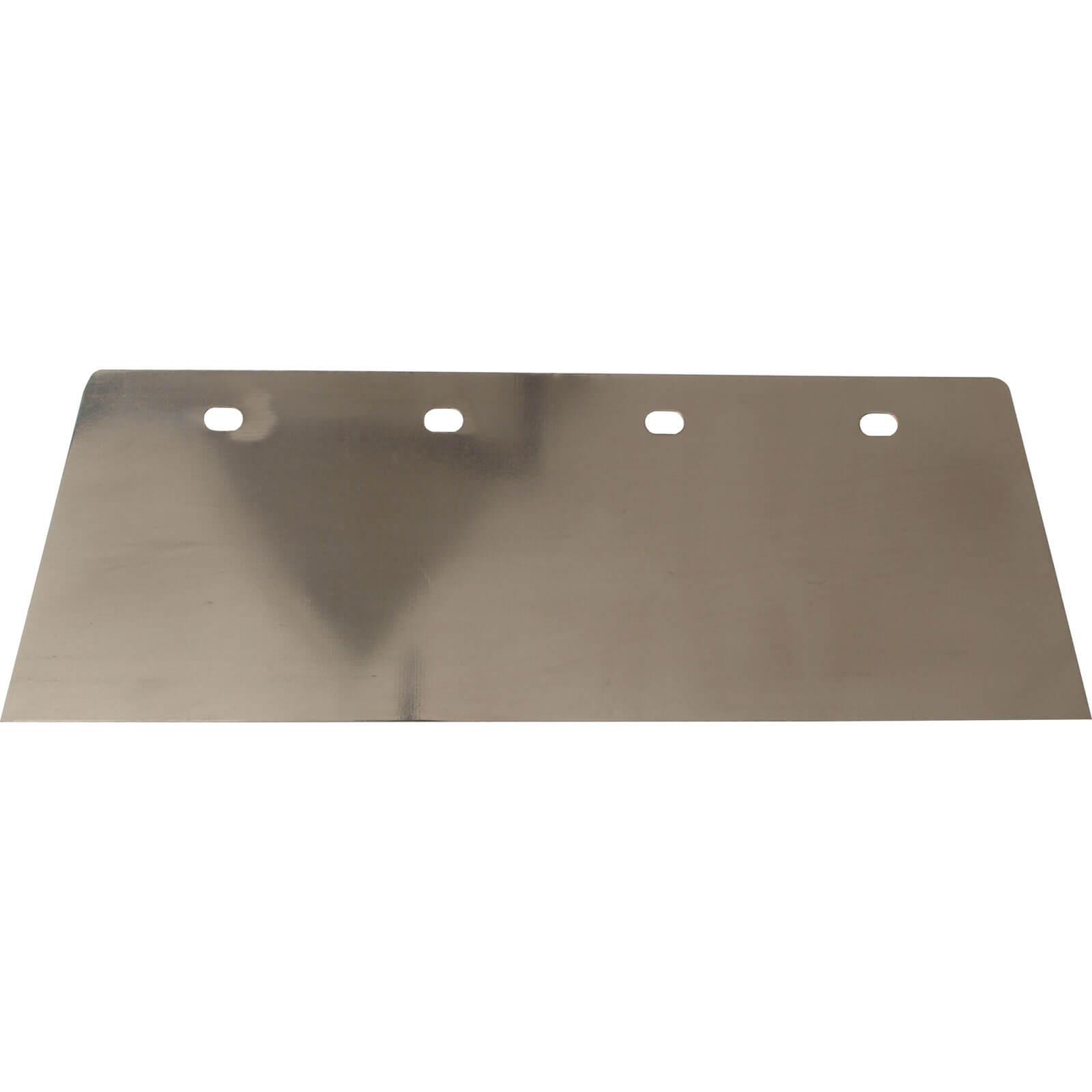 Roughneck Stainless Steel Floor Scraper Blade 300mm