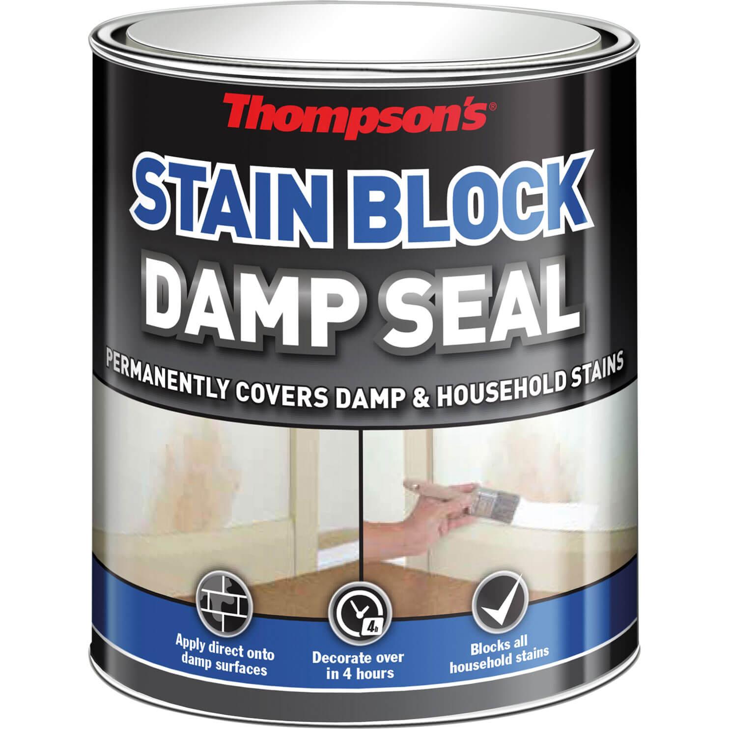 ronseal thompsons damp seal. Black Bedroom Furniture Sets. Home Design Ideas
