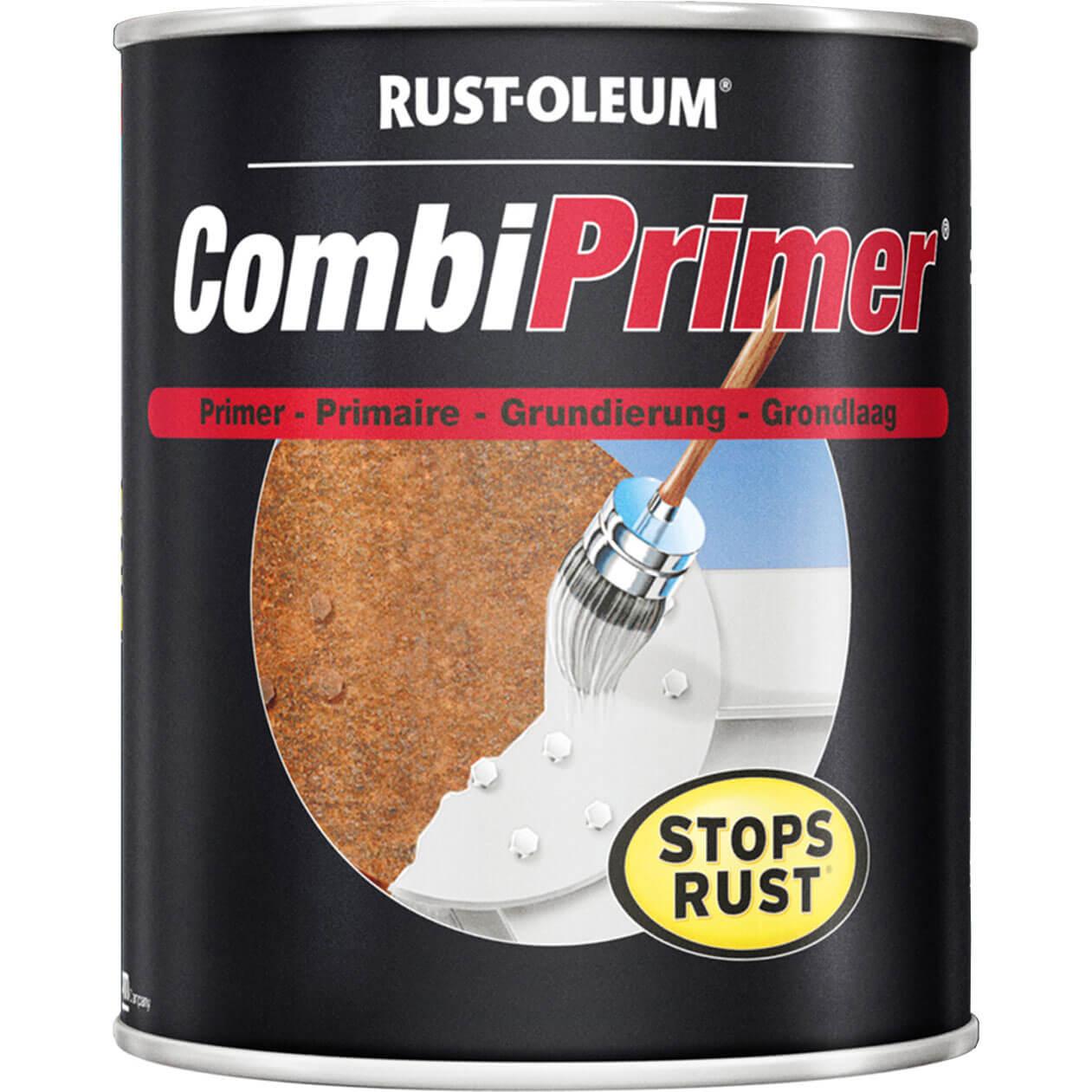 Rust Oleum Anti Corrosion Combi Primer Paint Red 250ml