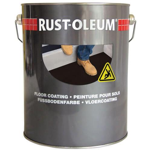 Rust Oleum Anti Slip Floor Paint Clear 750ml