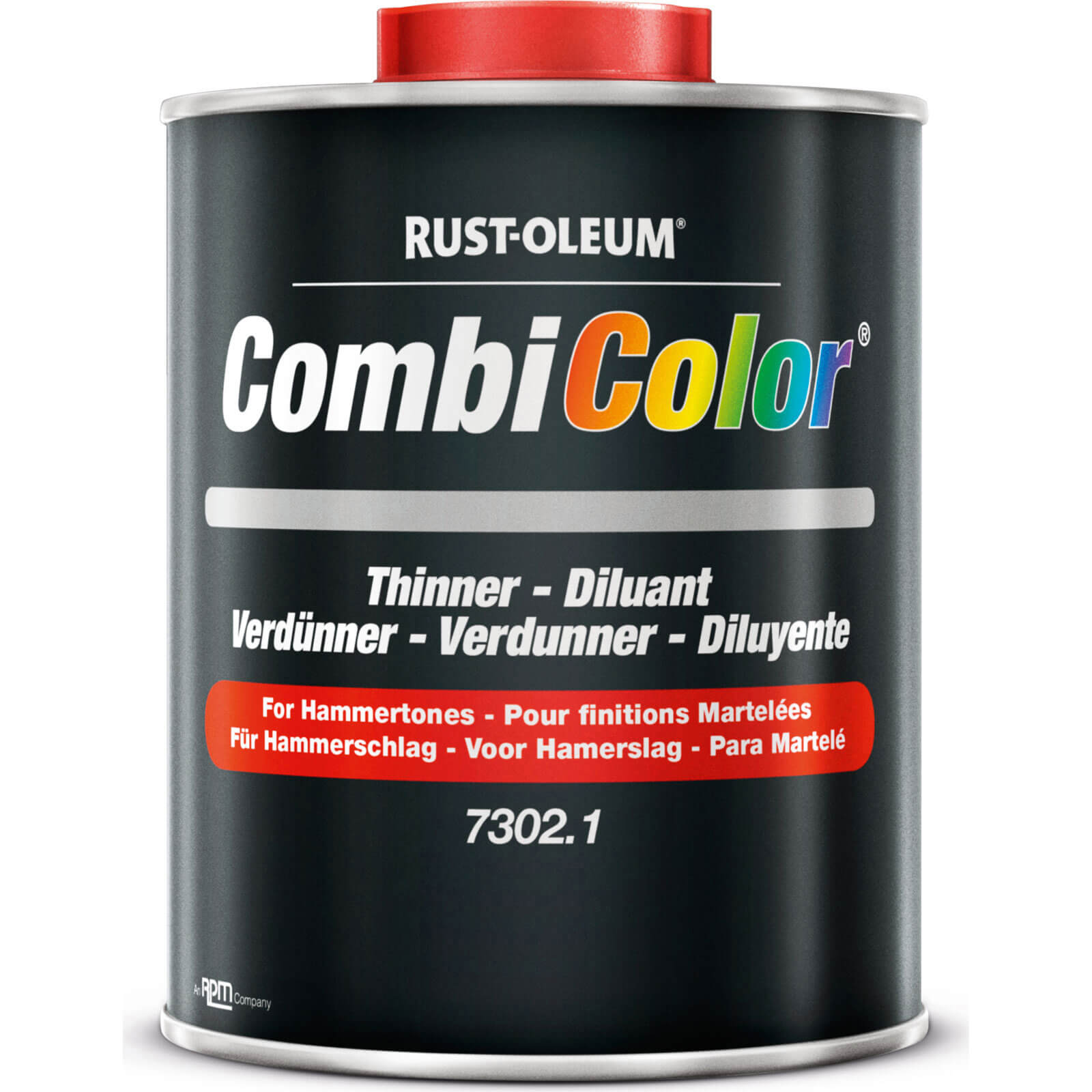 Image of Rust Oleum 7302 CombiColor Paint Thinner 1l