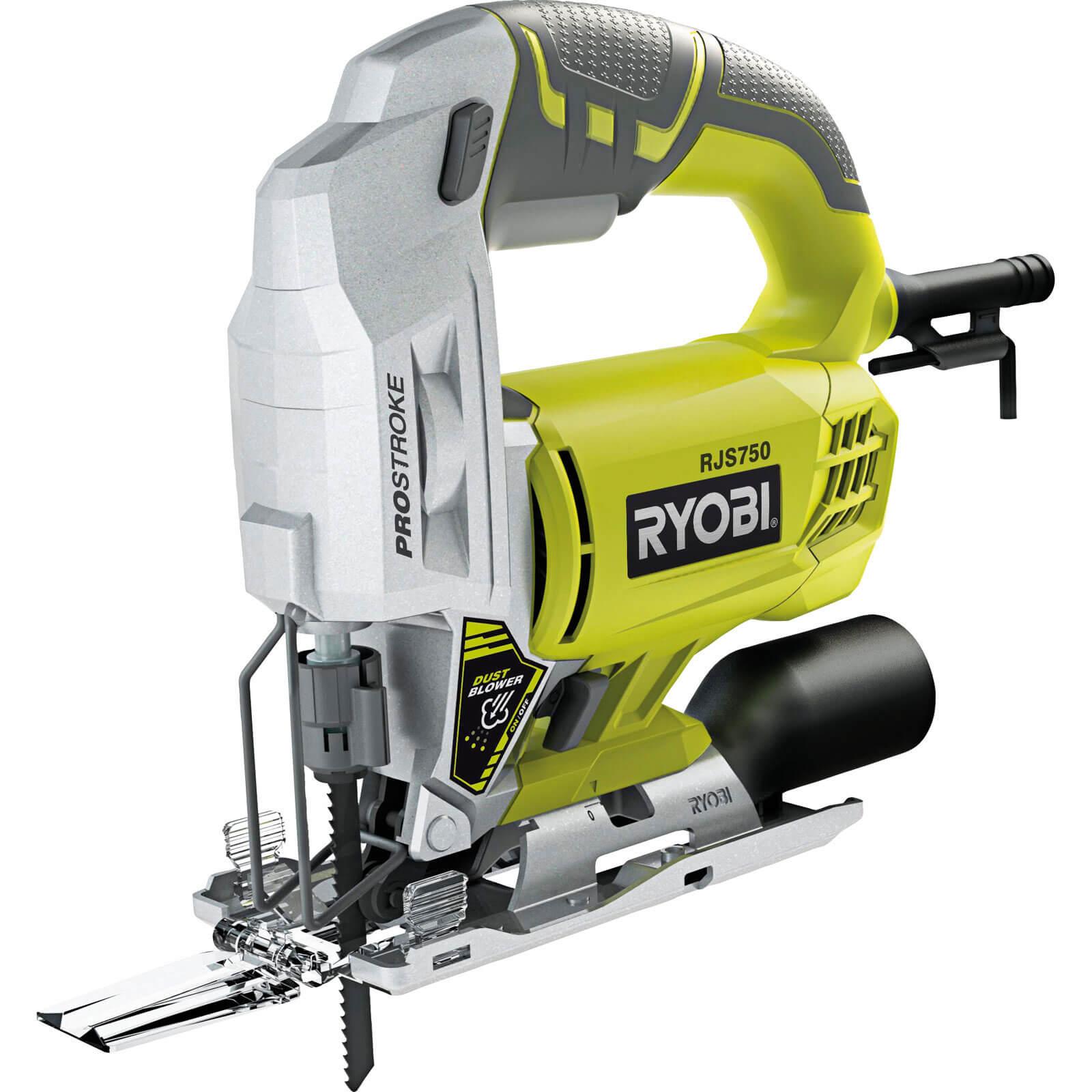 Ryobi RJS750G Jigsaw 240v