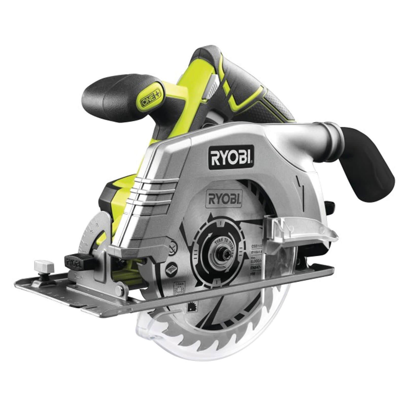 Ryobi R18CS 18v Cordless Circular Saw 165mm No Batteries No Charger No Case