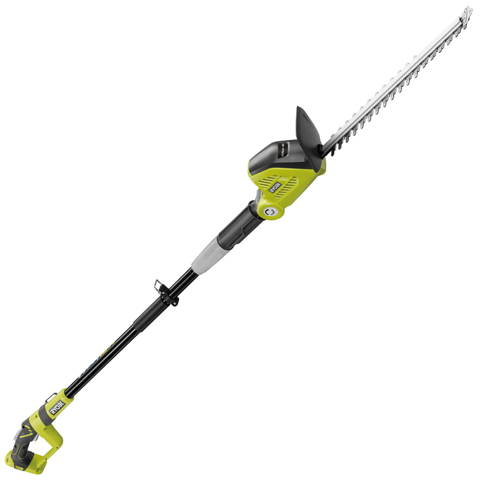 Ryobi OPT1845 18v Cordless Long Reach Hedge Trimmer No Batteries No Charger