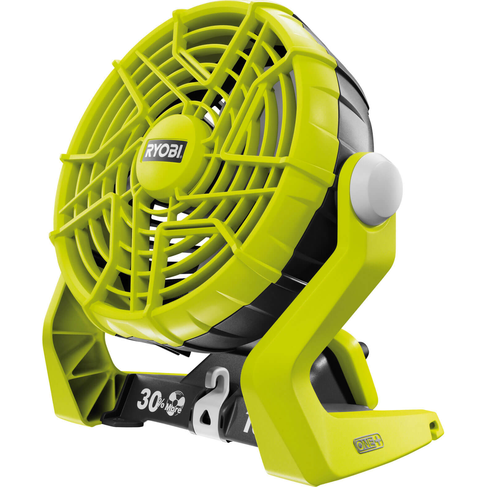 Image of Ryobi R18F ONE+ 18v Cordless Fan No Batteries No Charger No Case