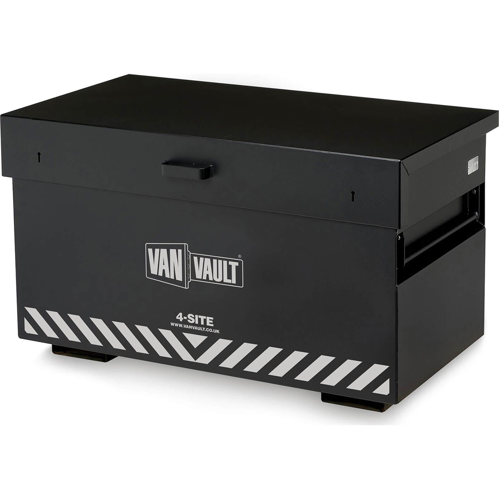 Image of Van Vault 4-Site Secure Tool Storage 1190mm 645mm 750mm