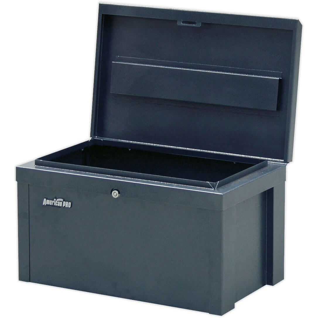 Sealey American Pro Metal Tool Storage Chest 565mm 350mm 320mm