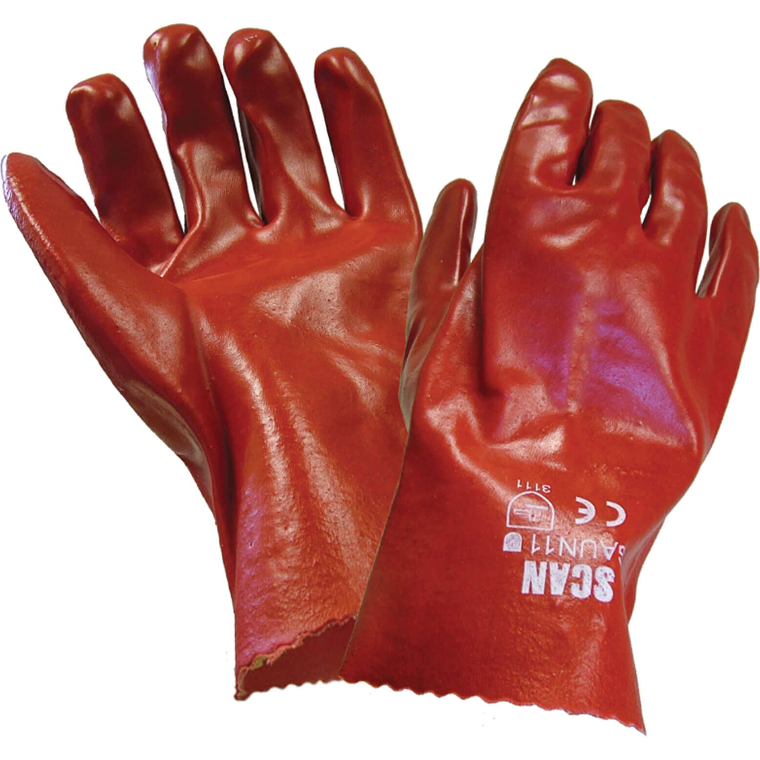 Image of Scan PVC Gauntlet Glove L