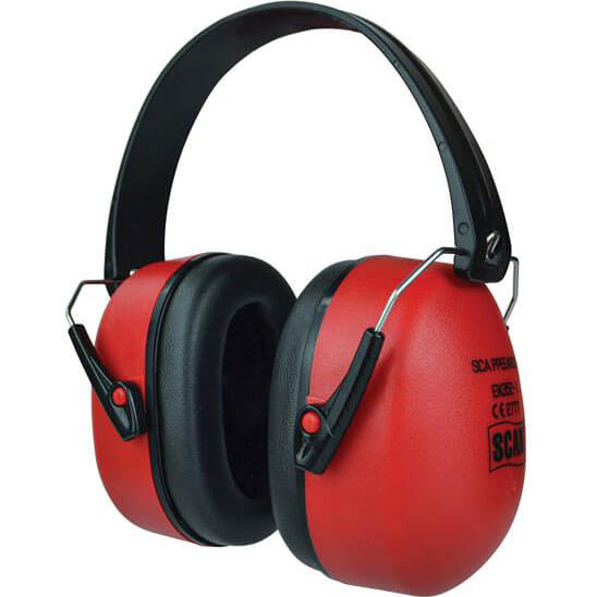 Image of Scan Collapsible Ear Defenders