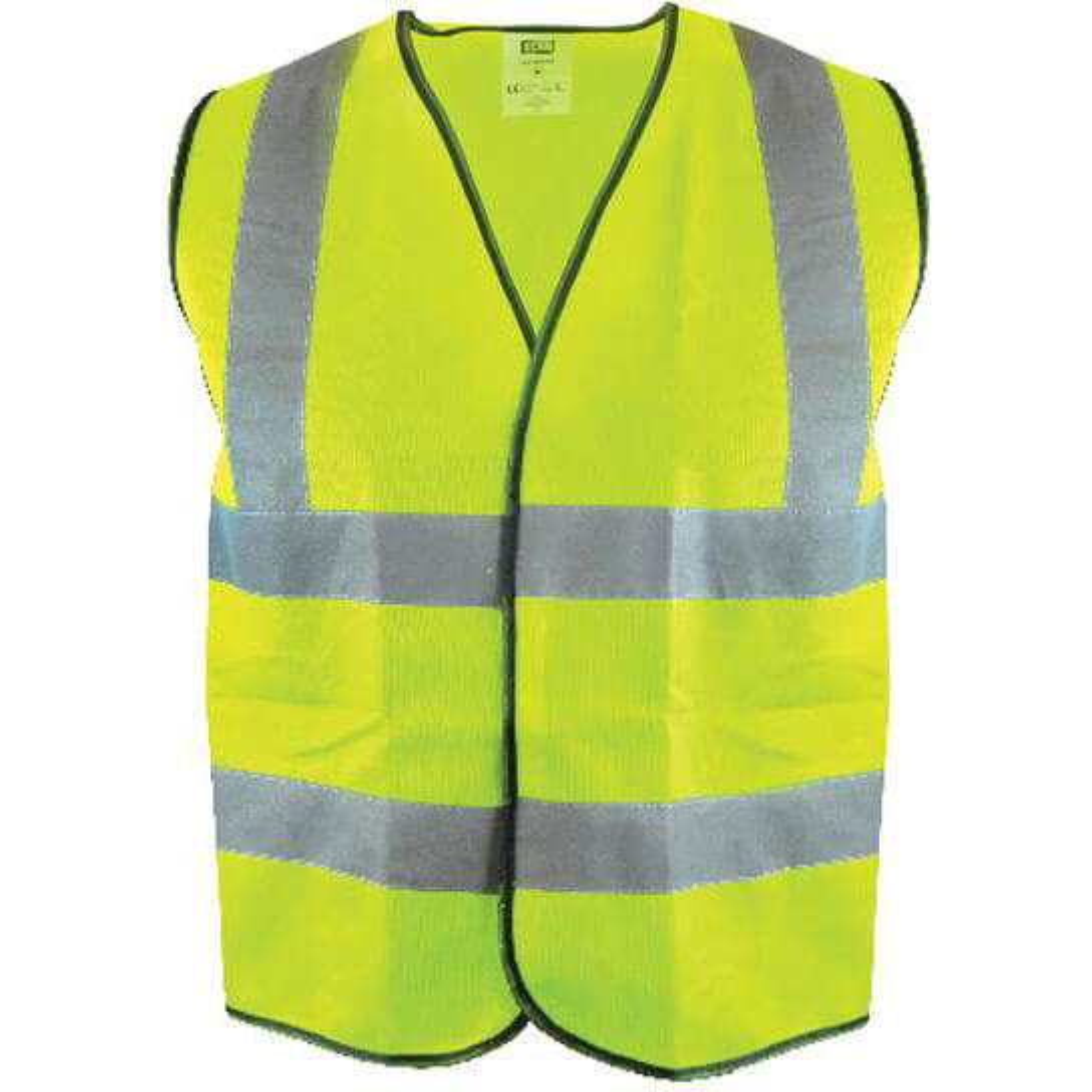 Image of Scan Hi Vis Waistcoat Yellow 2XL