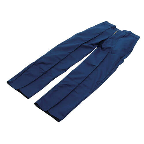 """Image of Scan Mens Work Trousers Black 42"""" 31"""""""