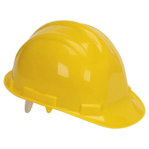 Standard Safety Hard Hat Helmet Yellow