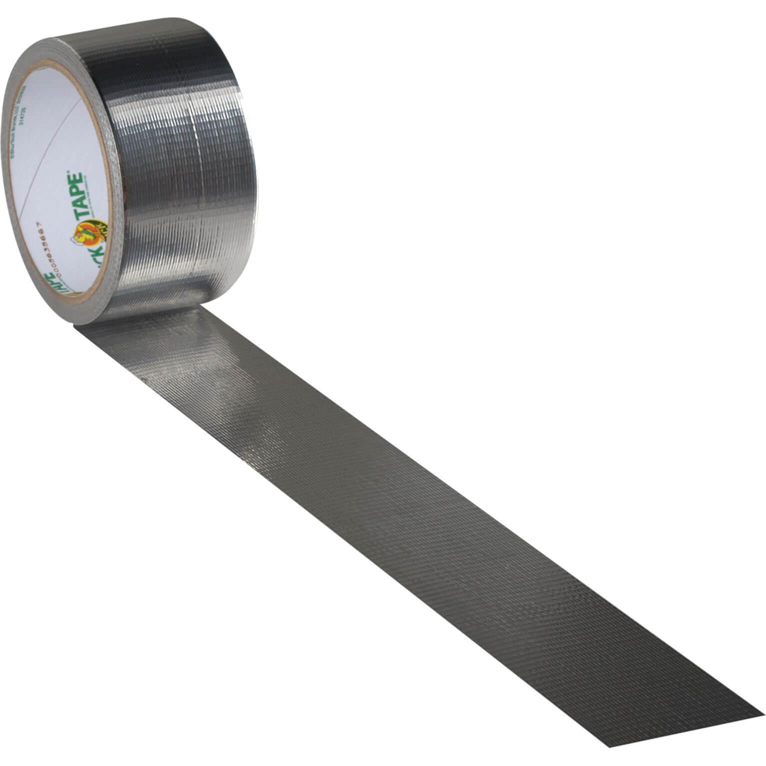 Image of Shure Multi Coloured Duck Tape Bit-O-Bling Silver