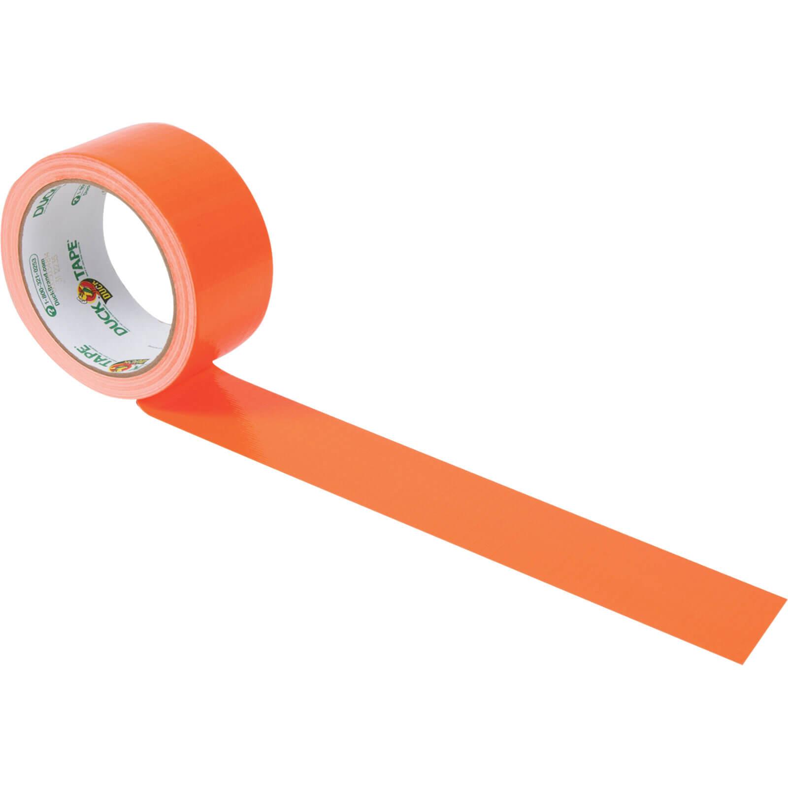 Image of Shure Multi Coloured Duck Tape ALOrange