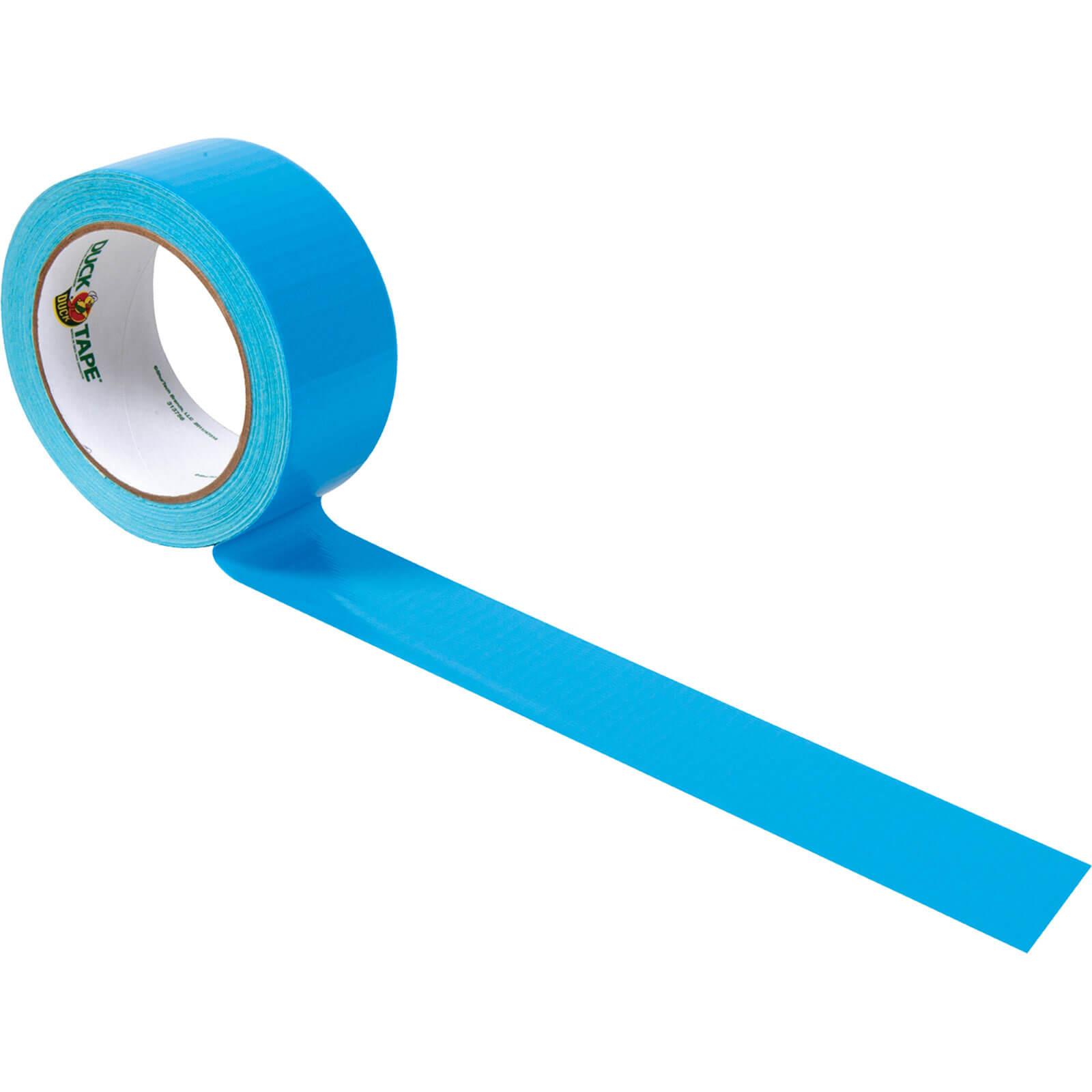 Image of Shure Multi Coloured Duck Tape Aqua