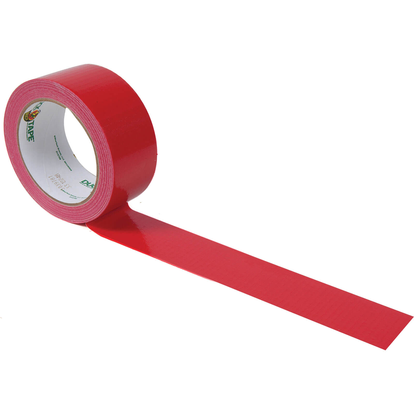 Image of Shure Multi Coloured Duck Tape FireEngineRed