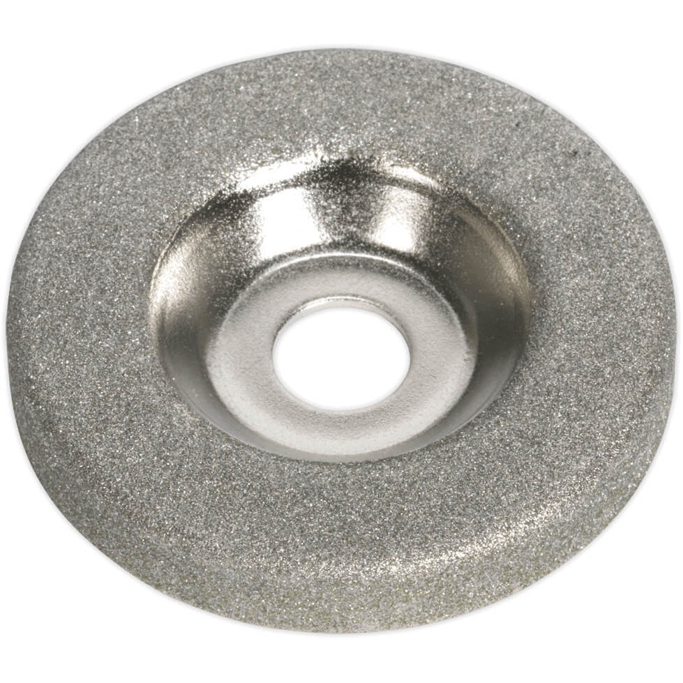 Image of Sealey Sharpening Wheel for SMS2004 Drill Bit Sharpener