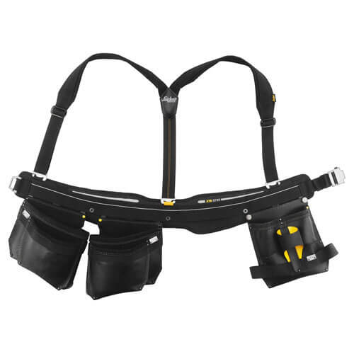 Snickers XTR Carpenters Ulitmate Tool Belt Black L