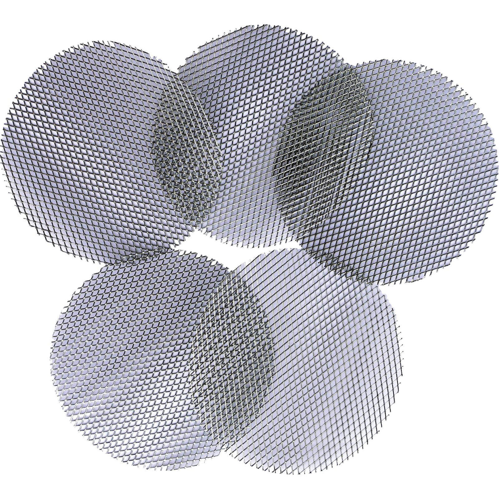 Image of Super Rod Cavity Master Mesh Plates