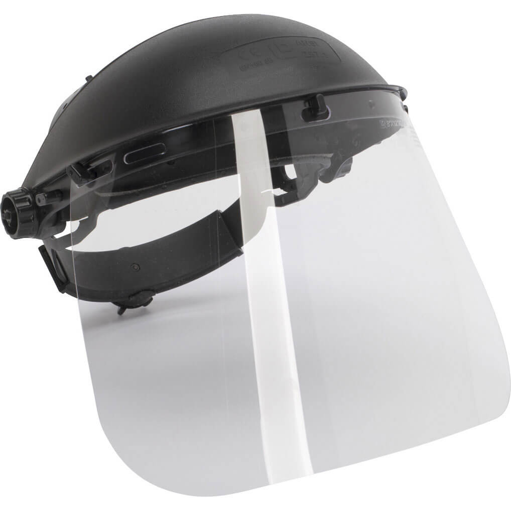 Sealey Deluxe Face Shield  Safety Visor