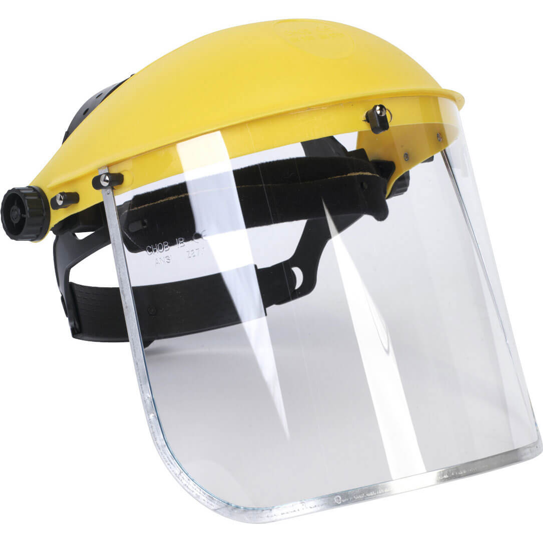 Sealey Face Shield  Safety Visor