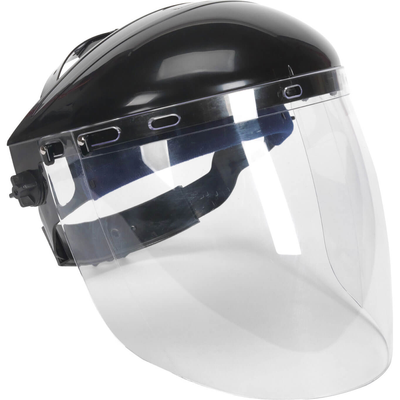 Sealey Deluxe Face Shield  Contoured Safety Visor