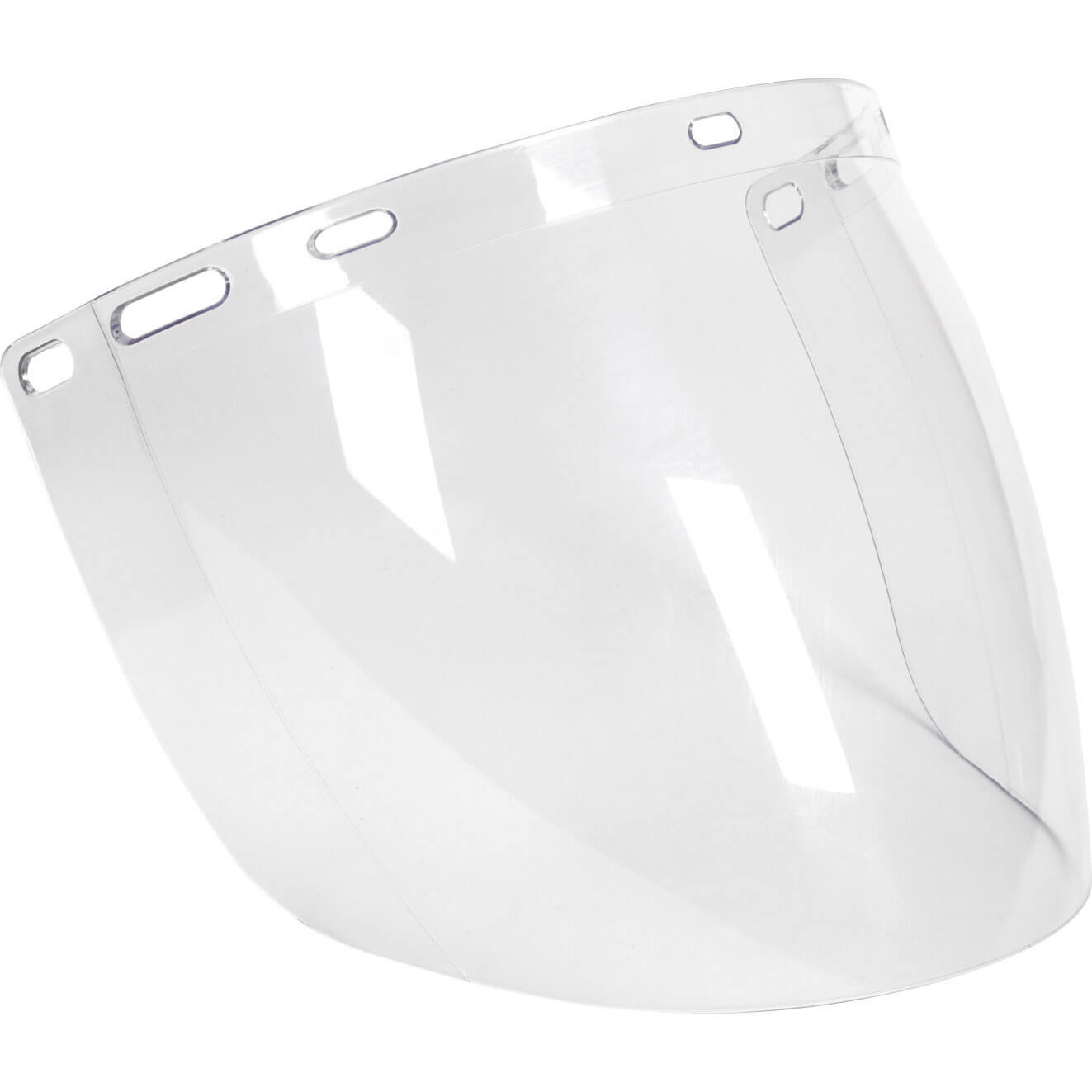 Sealey Clear Contoured Safety Visor for SSP78 Face Shield