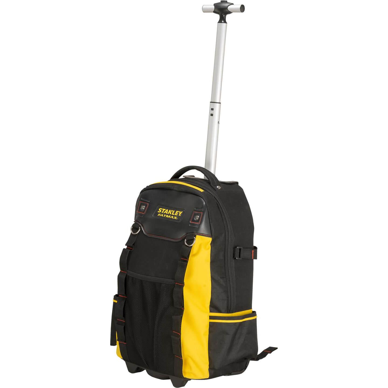 Stanley FatMax Rolling Trolley Tool Backpack