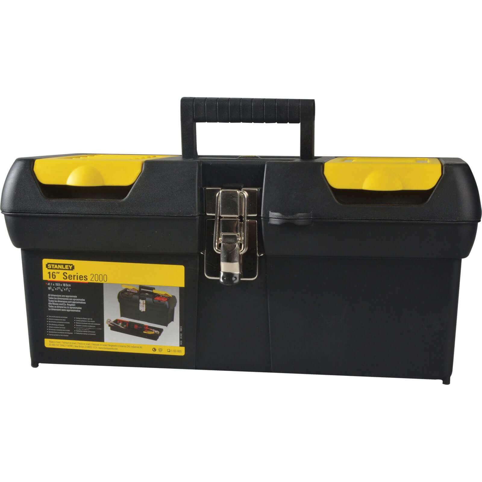 Stanley Plastic Tool Box 400mm