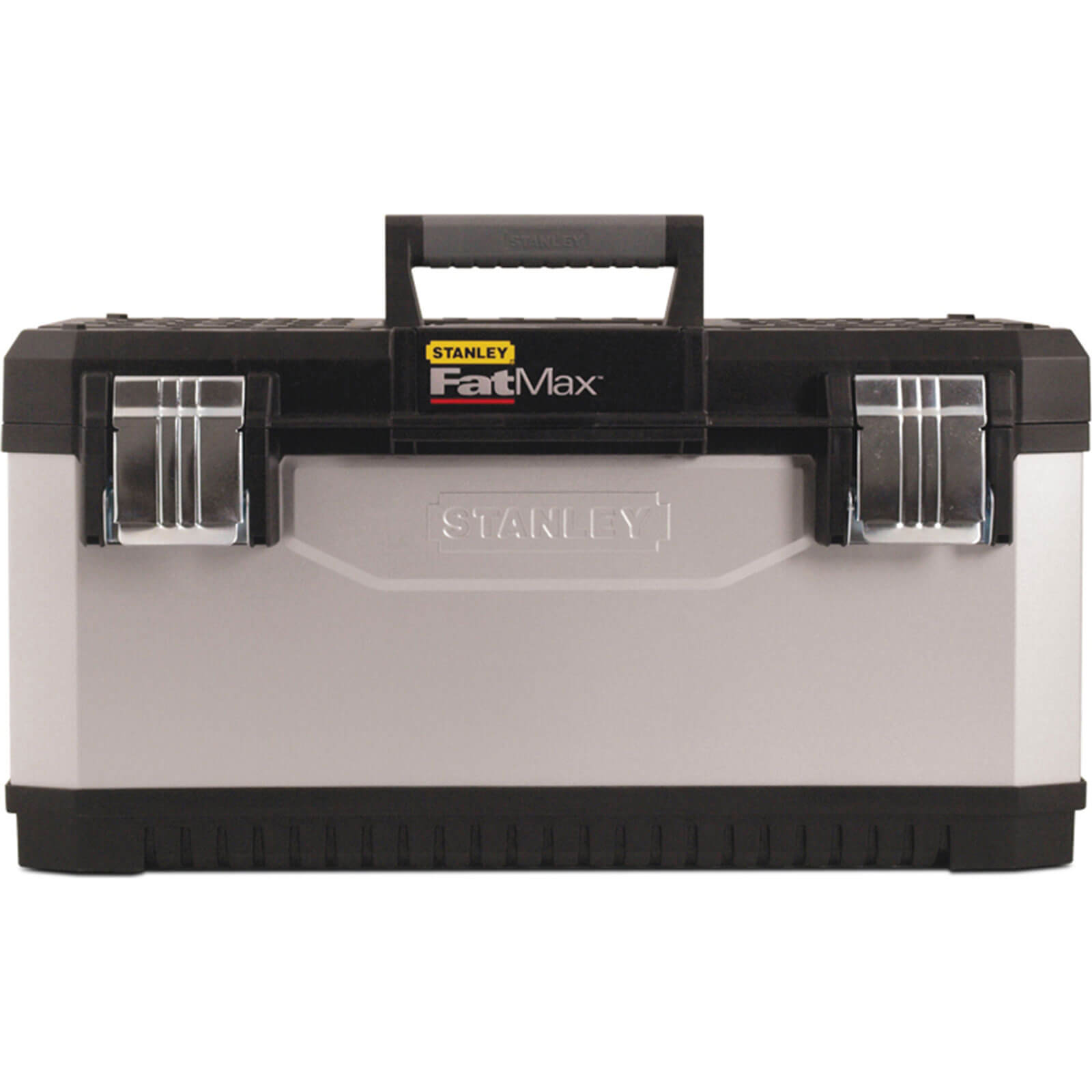 Image of Stanley FatMax Metal and Plastic Tool Box 500mm