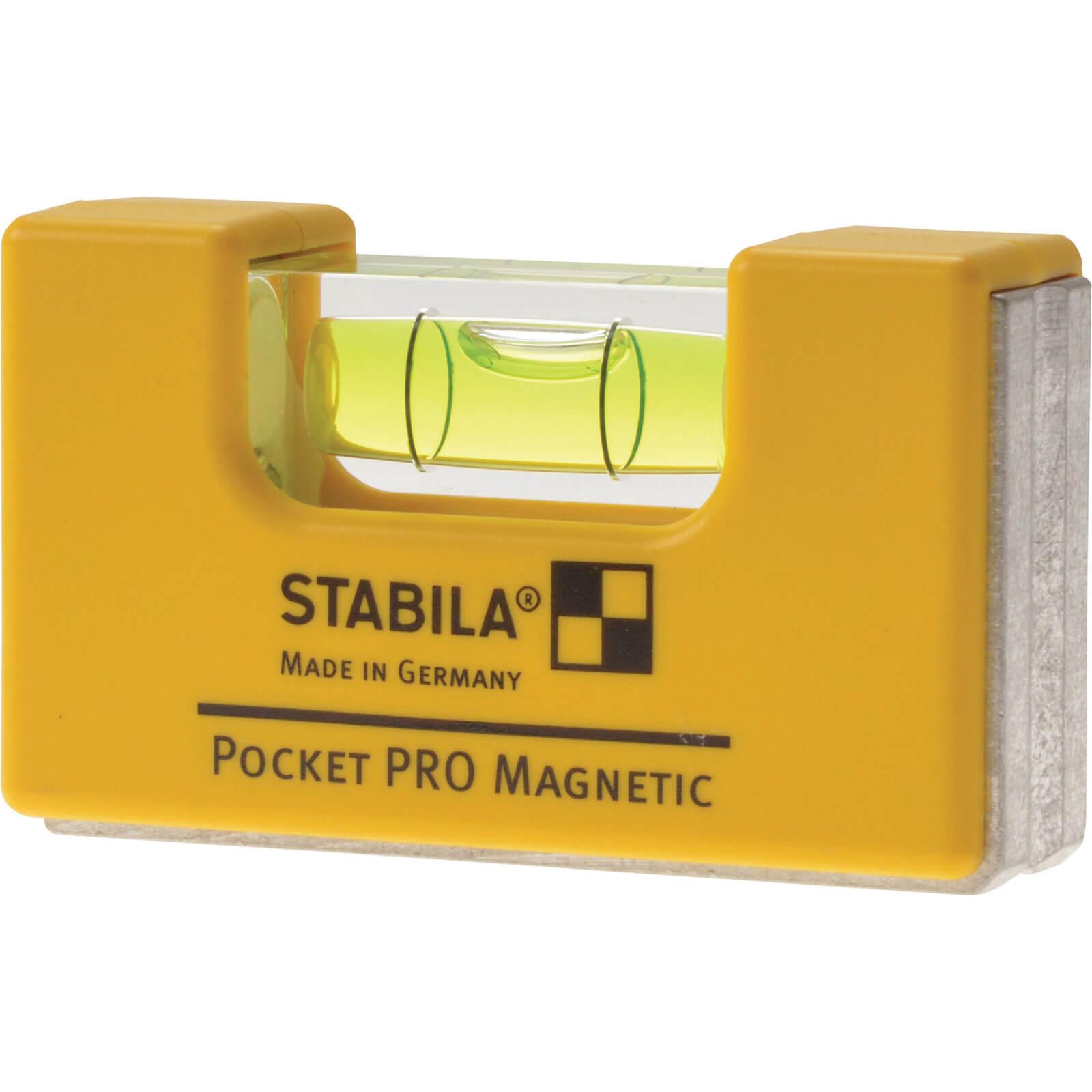 stabila level pack plus pocket level xms14levset. Black Bedroom Furniture Sets. Home Design Ideas