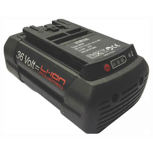 Image of Steinel 36v Li-ion Battery for BHG 360 Hot Air Heat Gun 2.6ah
