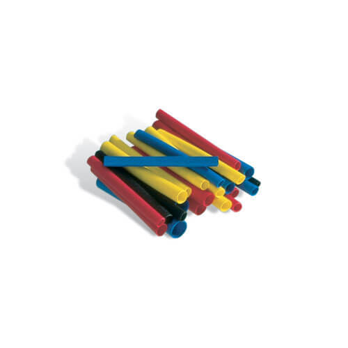 Image of Steinel 70 Piece Mixed Narrow Heat Shrink Tube Set