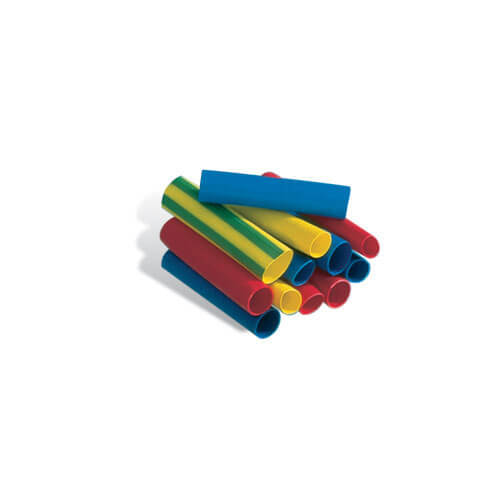 Image of Steinel 32 Piece Mixed Wide Heat Shrink Tube Set