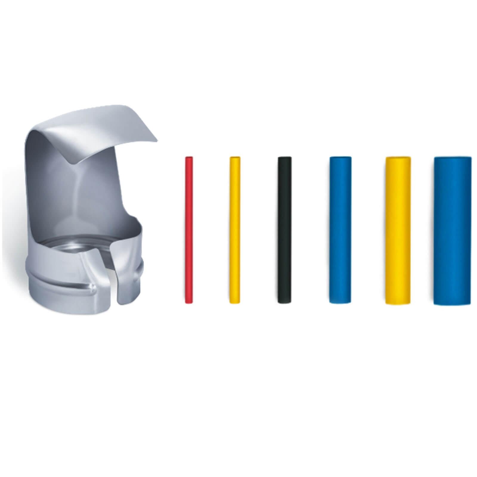 Image of Steinel 101 Piece Heat Shrink Tubing & Nozzle Set