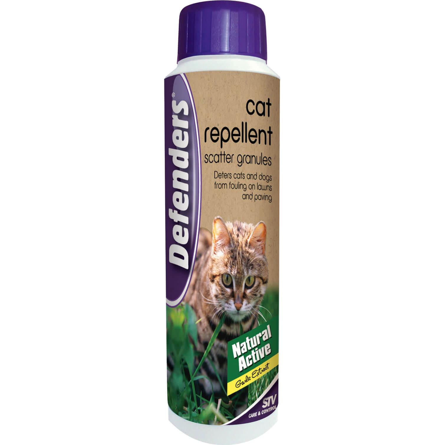 Image of STV Big Cheese Cat Repellent Granules 540g