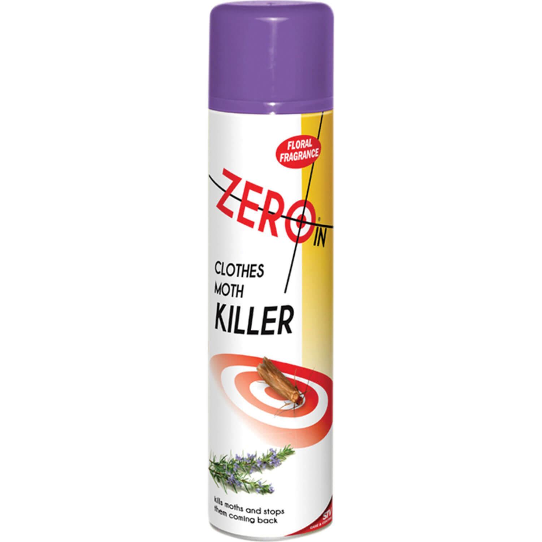 Image of STV Big Cheese Zero In Moth Killer 300ml