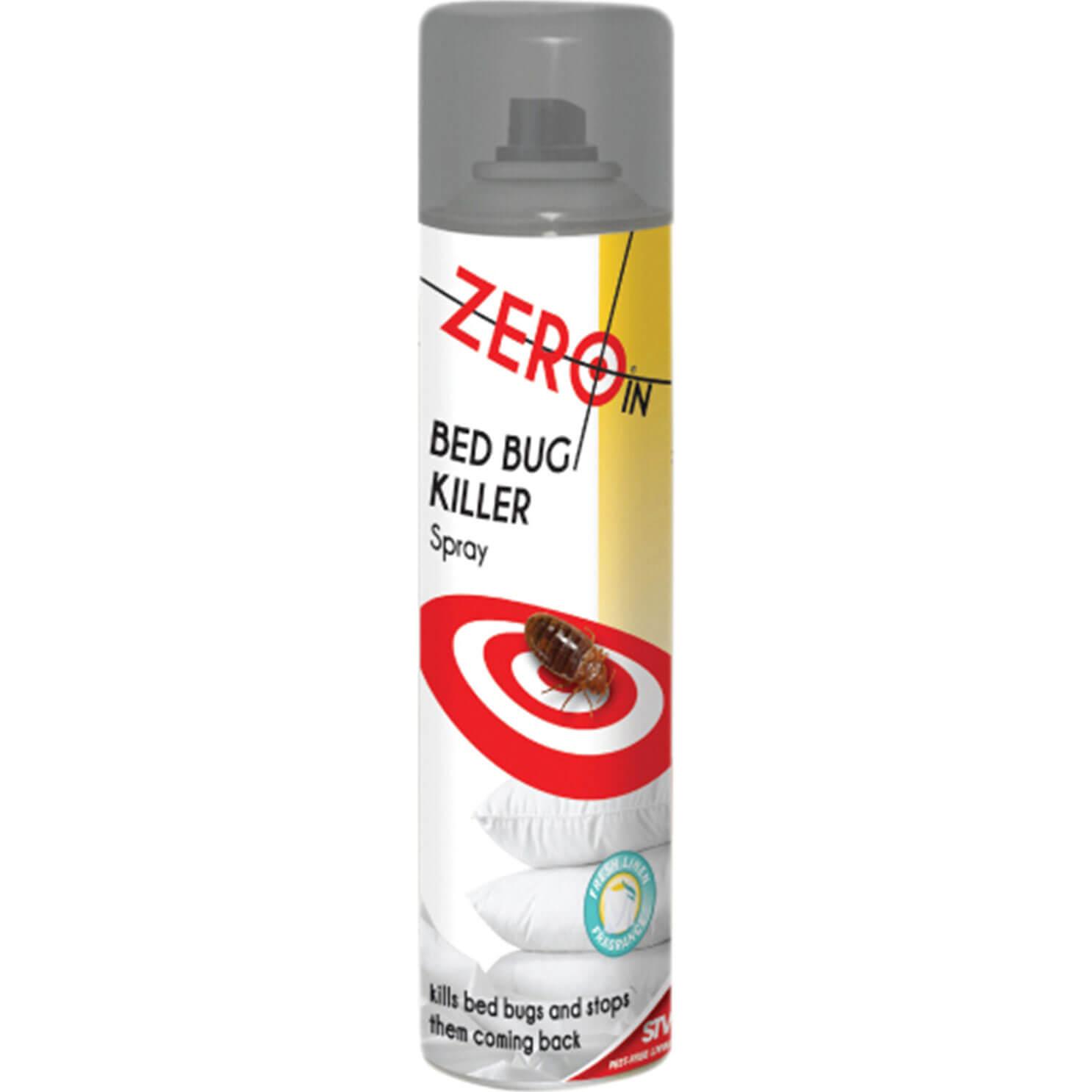 Image of STV Big Cheese Zero In Bed Bug Killer 300ml