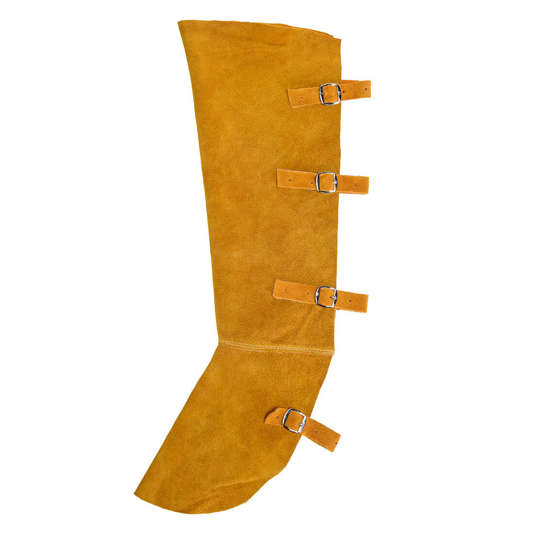 Image of Safe Welder Leather Welding Boot Covers