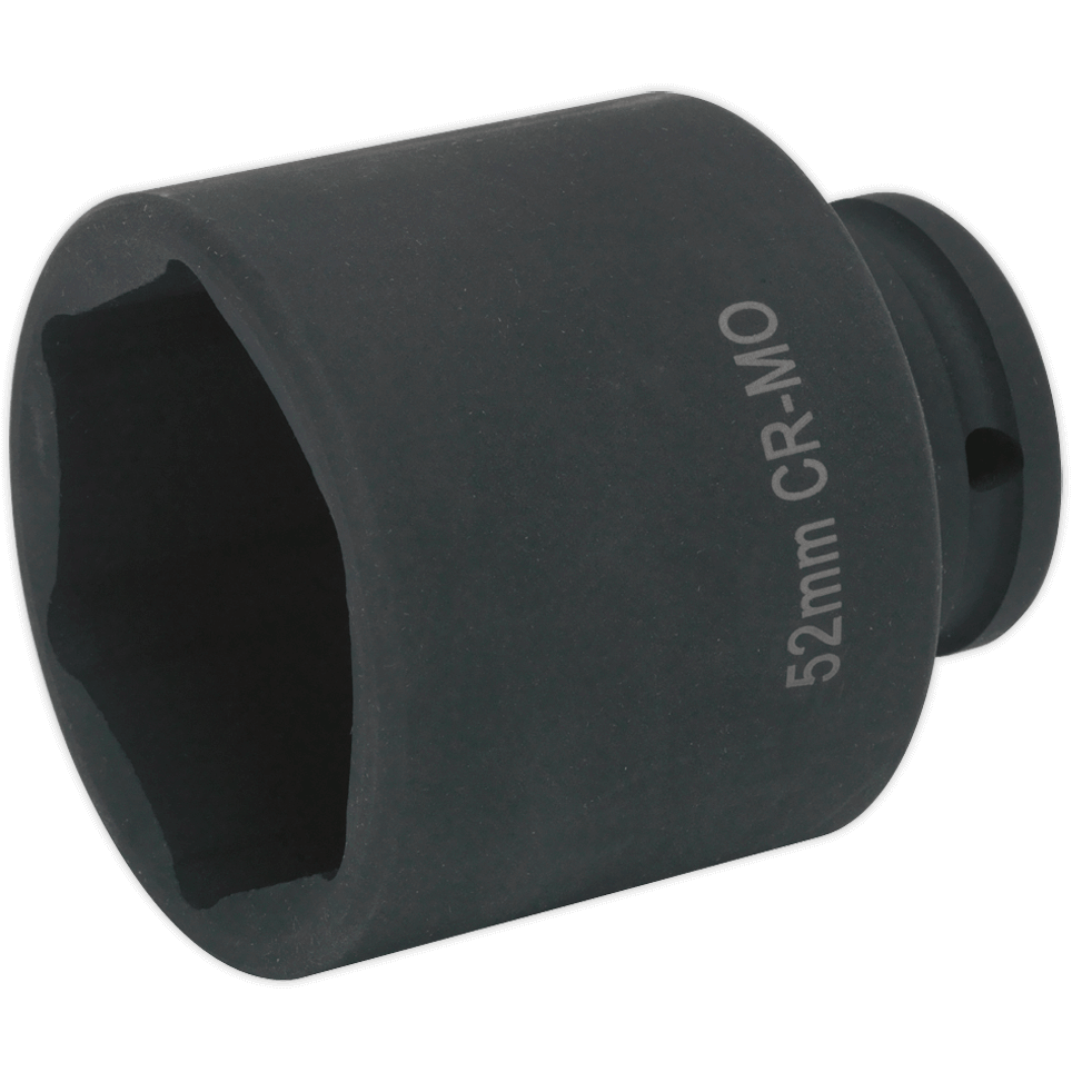 Click to view product details and reviews for Sealey Specialised 1 2 Drive Hexagon Impact Socket Metric 1 2 52mm.